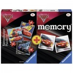 3 Puzzles + Memory - Cars 3