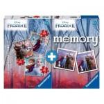 3 Puzzles + Memory - Frozen II