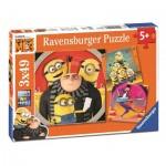 3 Puzzles - Minions