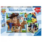 3 Puzzles - Toy Story
