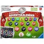 3D Jigsaw Puzzle - Advent Calendar - Bundesliga
