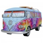 3D Jigsaw Puzzle - Volkswagen T1 Indian Summer