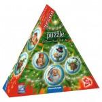 3D Puzzle - Christmas Puzzle-Ball-Set