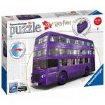 3D Puzzle - Harry Potter - Magicobus