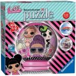 3D Puzzle - LOL Surprise!