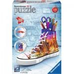 3D Puzzle - Sneaker - Skyline
