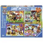 4 Puzzles - Paw Patrol