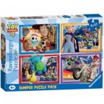 4 Puzzles - Toy Story