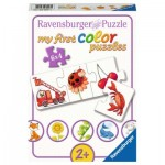 6 Puzzles - My First Color Puzzles