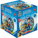 Ravensburger-72078-11917-03 3D Jigsaw Puzzle - Paw Patrol
