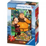 Puzzle  Ravensburger-73296-09467-03 Wickie