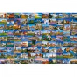 Puzzle   99 Beautiful Places in Europe