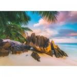 Puzzle   Beautiful Islands - Seychelles