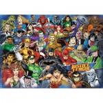 Puzzle   Challenge - DC Comics - Justice League