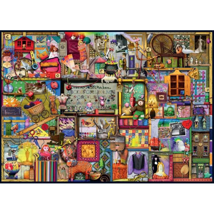 Colin Thompson Puzzle 1000 pieces