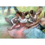 Puzzle   Degas Edgar - Four Ballerinas on Stage