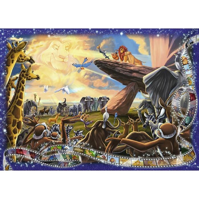 Disney - Der König der Löwen Puzzle - 1000 pieces