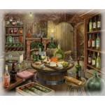 Exit Puzzle - Wine Cellar