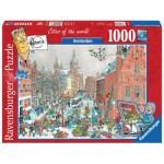 Puzzle   Fleroux - Amsterdam