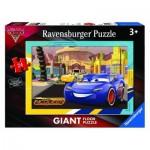 Floor Puzzle - Cars 3