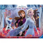 Frame Puzzle - Frozen II