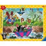 Frame Puzzle - Garden Friends