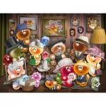 Puzzle   Gelini Family Portrait