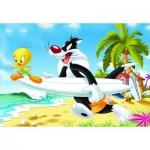 Giant Floor Puzzle - Looney Tunes