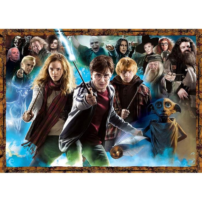 Harry Potter (TM) Puzzle - 1000 pieces