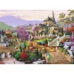 Puzzle   Hillside Retreat