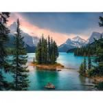 Puzzle   Ile de l'Esprit - Canada