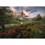 Puzzle   Nature Edition No 17 - Clarée Valley
