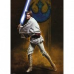 Puzzle   Star Wars - Luke Skywalker
