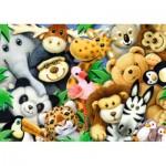 Puzzle   Stuffed Animals
