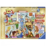 Puzzle   Wat Als Puzzels  1 - Veterinary