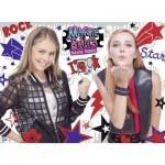 Puzzle   XXL Pieces - Maggie & Bianca - Fashion Friends