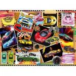 Puzzle   XXL Pieces - Race Cars