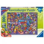 Puzzle   XXL Pieces - Super Zings