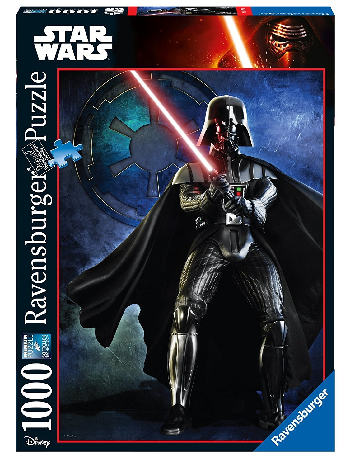 puzzle star wars ravensburger 19679 1000 pieces jigsaw puzzles other disney jigsaw puzzle. Black Bedroom Furniture Sets. Home Design Ideas
