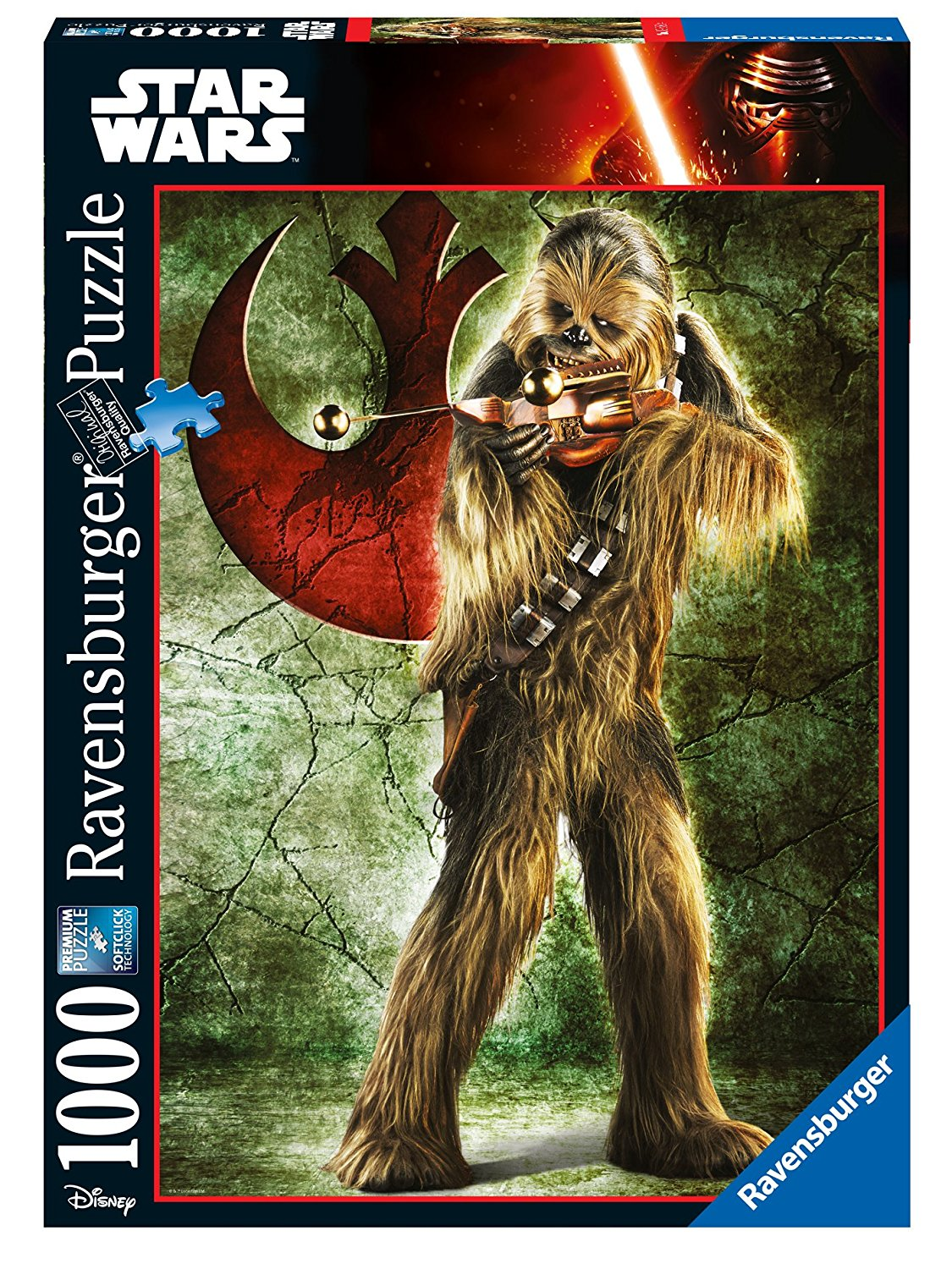 puzzle star wars ravensburger 19681 1000 pieces jigsaw puzzles super heroes jigsaw puzzle. Black Bedroom Furniture Sets. Home Design Ideas