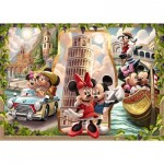 Puzzle   Vacation Mickey