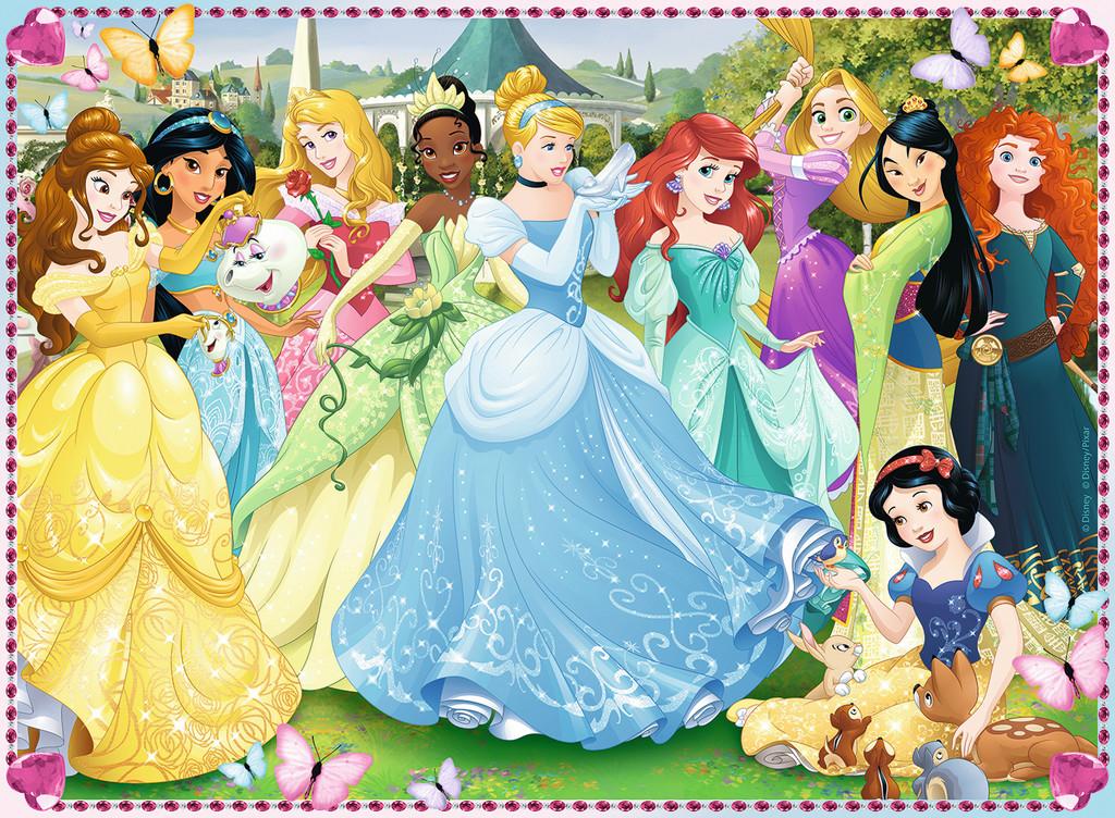 disney princess puzzle 100 pieces