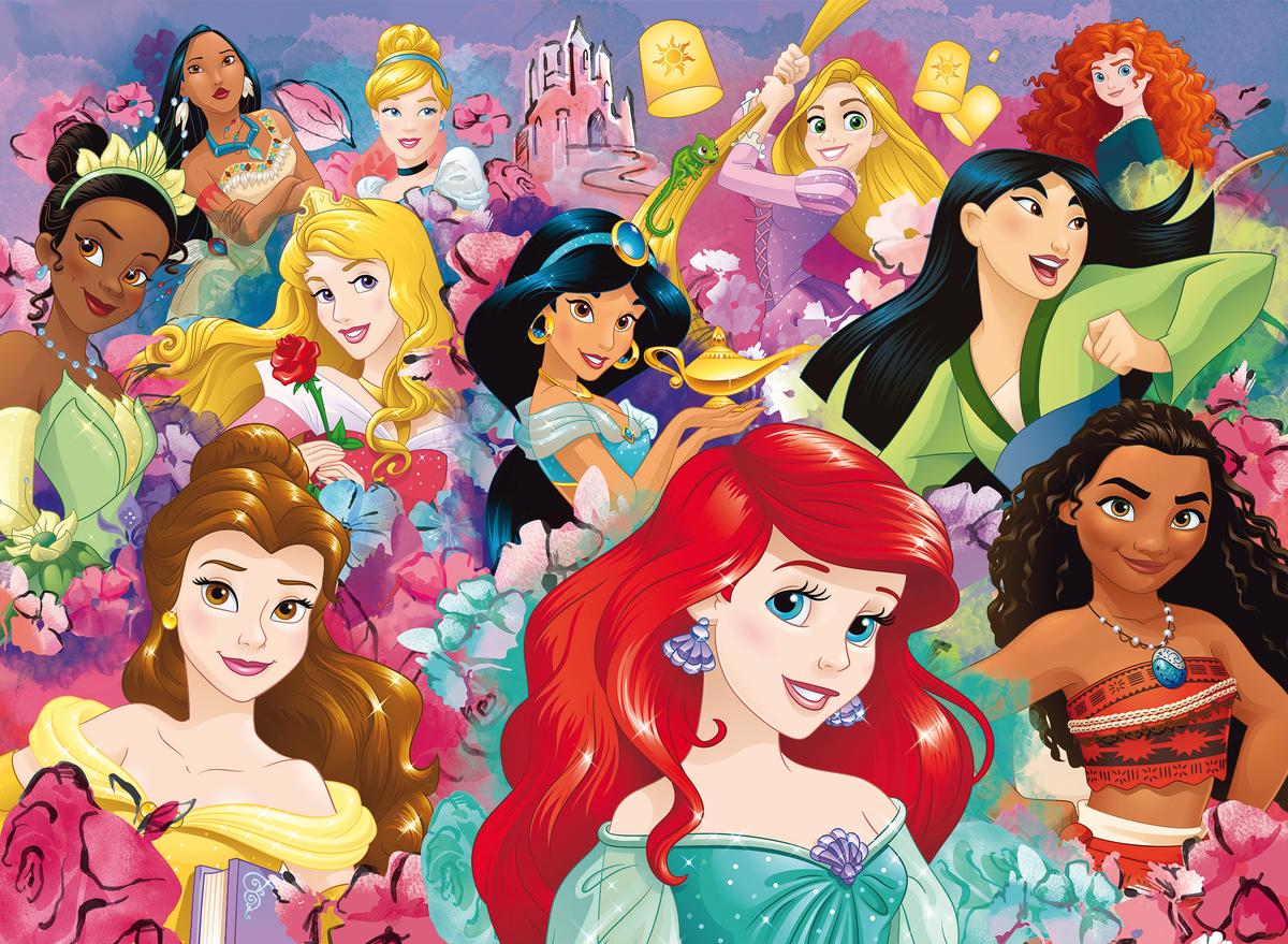 Puzzle XXL Pieces Disney Princess