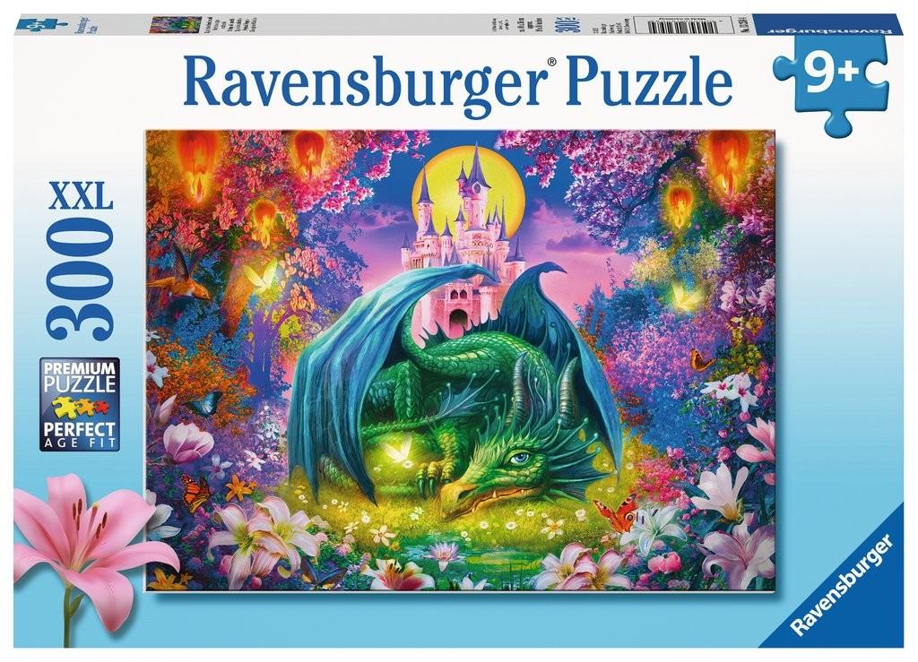 1423 Puzzle 1000 pièces Dragon