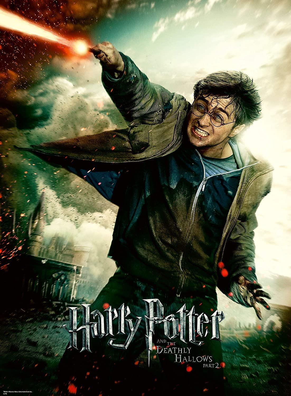 XXL Pieces - Harry Potter 100 piece jigsaw puzzle