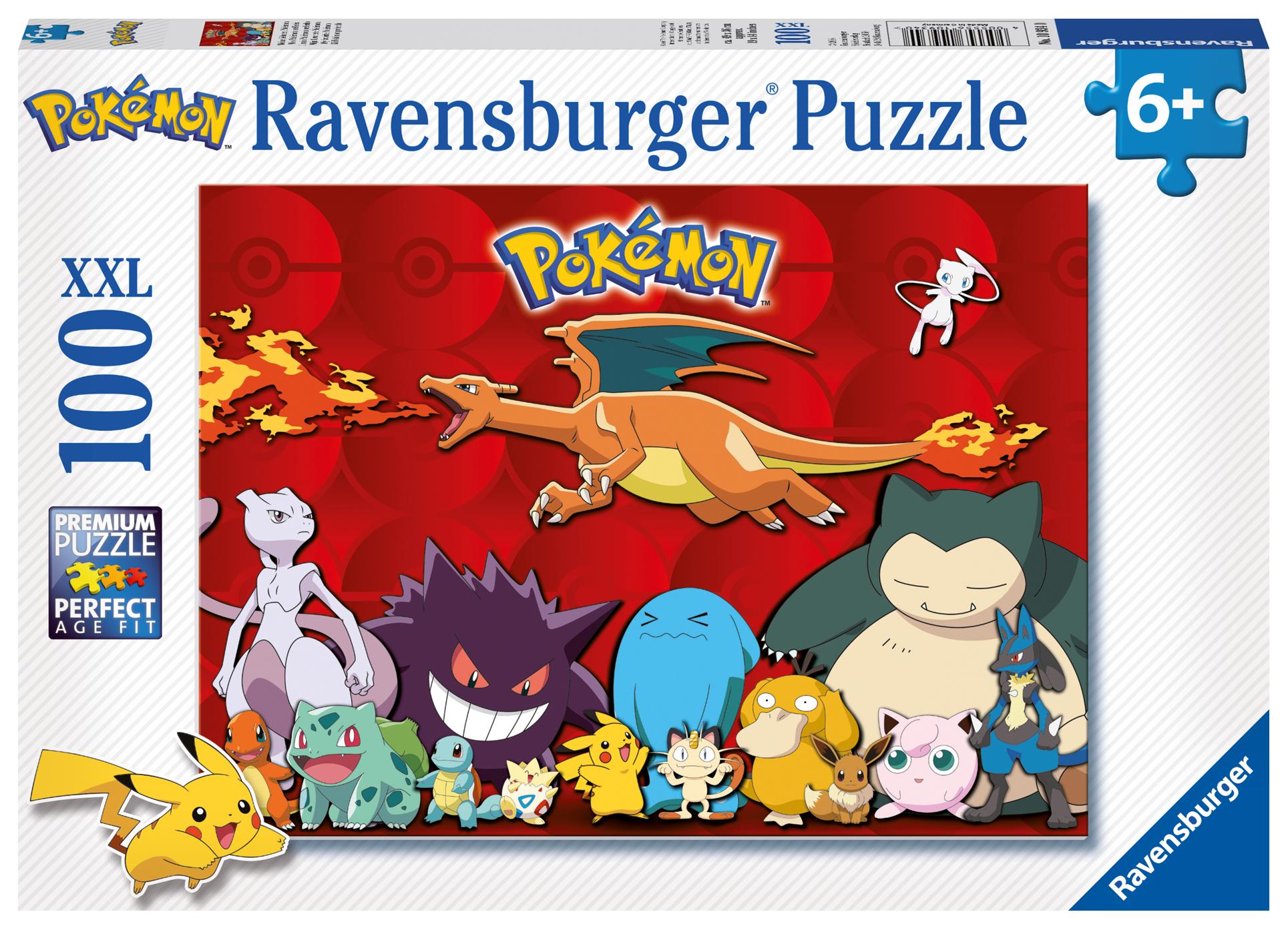 Uncategorized Pokemon Jigsaw Puzzle puzzle xxl pieces pokemon ravensburger 10934 100 jigsaw pokemon