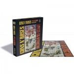 Puzzle   Guns N Roses - Appetite for Destruction 1