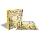 Puzzle  Zee-Puzzle-25149 Elton John - Goodbye Yellow Brick Road