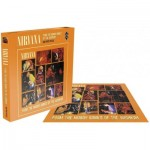 Puzzle  Zee-Puzzle-26177 Nirvana  - From The Muddy Banks Of The Wishkah