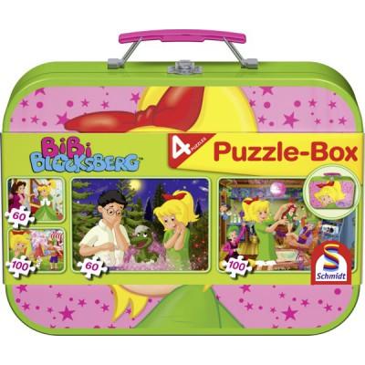 Puzzle Schmidt-Spiele-55595 Bibi and Tina: Bibi and the Licorne
